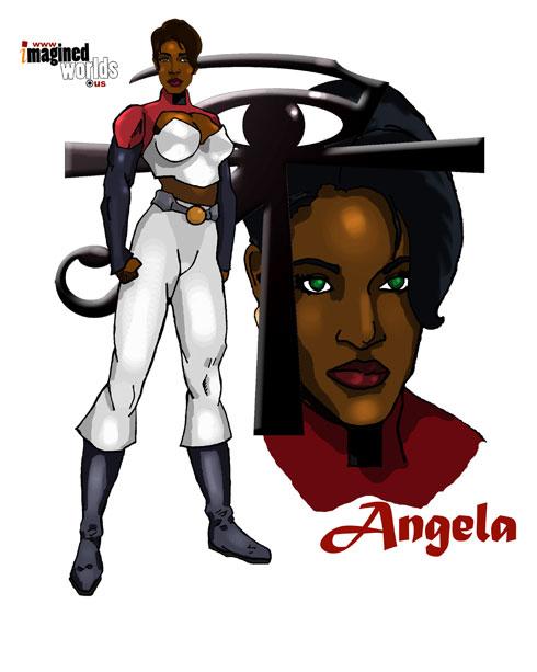 Reverend Sister Angela