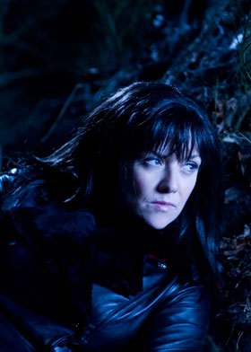 Stargate's Amanda Tapping in Sanctuary